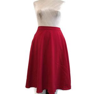 NWOT Modcloth A-Line Skirt. Sz. 2x